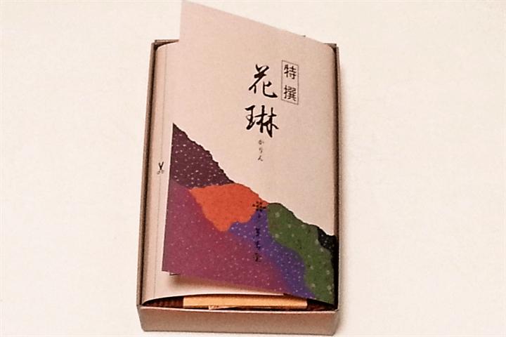 薫寿堂の線香 特撰花琳
